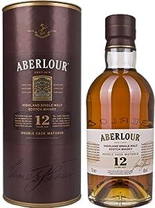 Aberlour 12 Year Old Double Cask Matured 43% Single Malt Whisky by Aberlour
