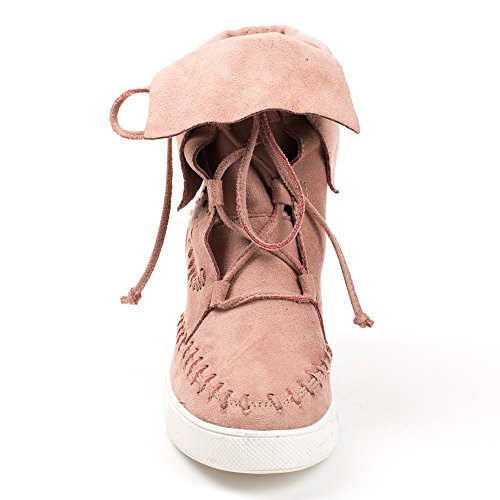 Ideal Shoes ,  Stivali donna Rose