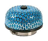 Lampa 06122 Filtro a Rete con Spugna, Blu