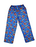 Superman Jungen Polar Fleece Sleepwear