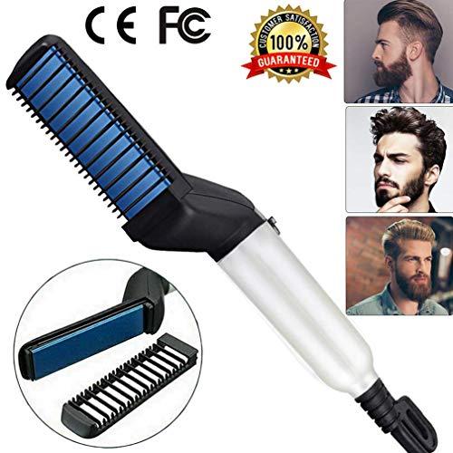 LOBKIN Peine electrico cabello barba,con