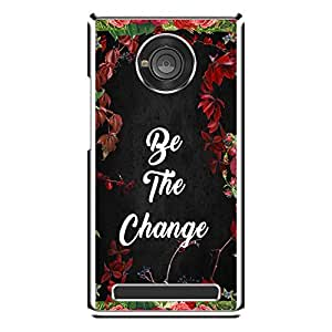 """MOBO MONKEY Designer Printed 2D Transparent Hard Back Case Cover for """"YU Yuphoria"""" - Premium Quality Ultra Slim & Tough Protective Mobile Phone Case & Cover"""