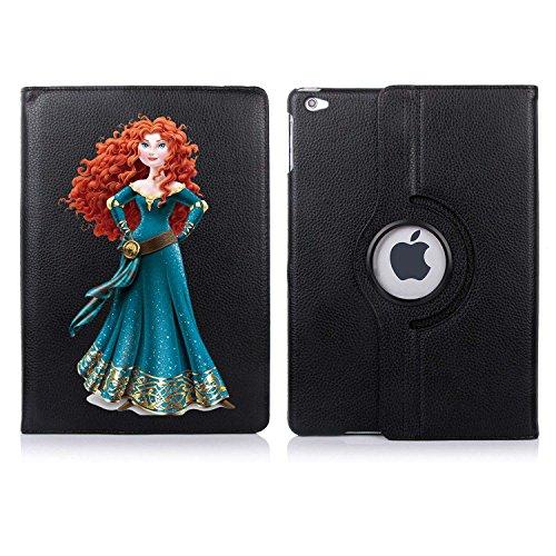 personalised-princess-merida-disney-rotating-case-cover-for-apple-ipad-mini-1-2-3-black