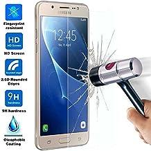 Protector de Pantalla en Cristal Templado Premium para Samsung Galaxy J5 2016 - Dureza 9H - Alta Definicion - 0,33mm - Ociodual24Horas