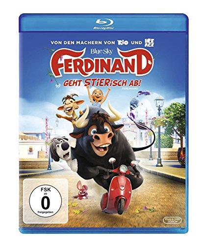 Ferdinand: Geht Stierisch ab [Blu-ray]