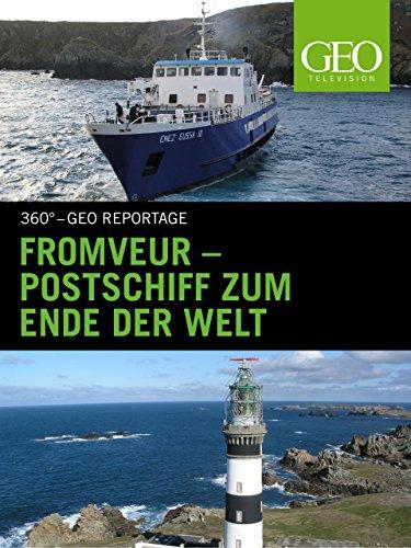 Atlantik Versorgt - Fromveur - Postschiff zum Ende der