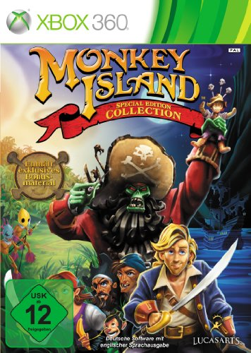 Monkey Island - Special Edition Collection -