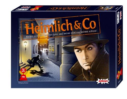 Heimlich & Co. Spiel des Jahres 1986