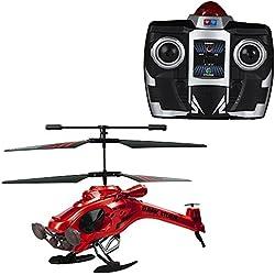Sky Rover - Helicóptero teledirigido - 3 canales y giro (ColorBaby 41818)
