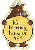 Talking Tables Gruffalo Party Thank You Cards, Paper, Multi-Colour, Pack of 10
