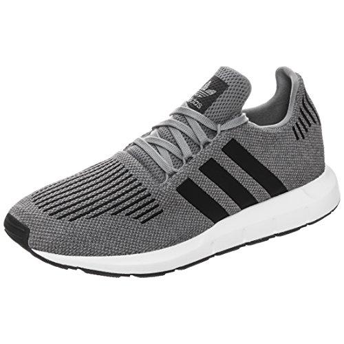 adidas Herren Fast Run Gymnastikschuhe, Grau (Grey Two F17/Core Black/Medium Grey Heather), 44 EU