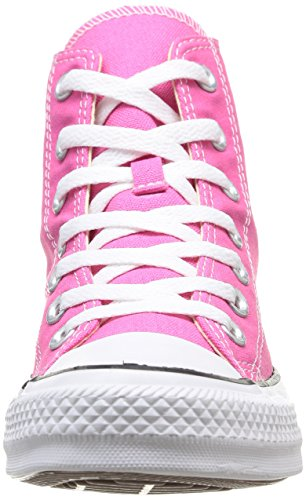 Converse Unisex-Erwachsene Chuck Taylor All Star-Hi High-Top Pink (Pink)
