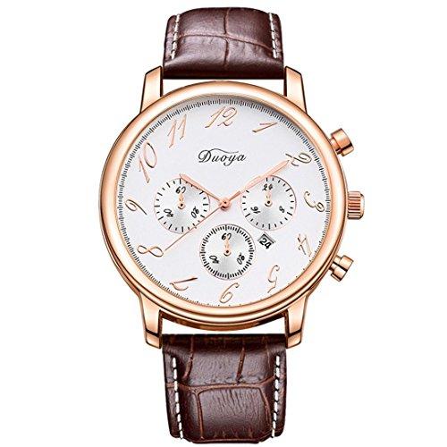 familizo-herren-business-armbanduhr-mit-lederband-datumsanzeige-braun-gold