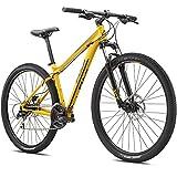 29 Zoll MTB Fuji Nevada 29 1.7 Sport Trail Mountainbike Gelb, Rahmengrösse:43 cm, Farbe:Yellow