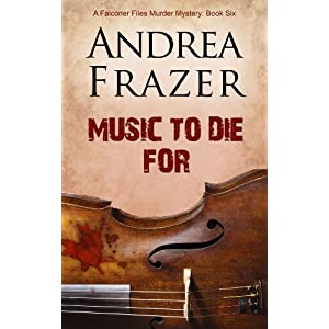 Music to Die For (The Falconer Files Book 6)
