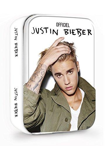Justin Bieber mon coffret livres stickers et posters