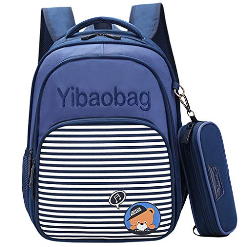 Mochila Para niños de primaria, mochilas Para niños a prueba de Agua, Bolsa de hombro Para Caminar (ideal Para 1-6 grados)