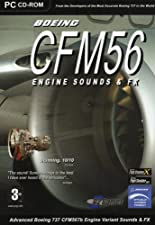 Boeing CFM56 Engine Sounds & FX (PC CD_ROM)
