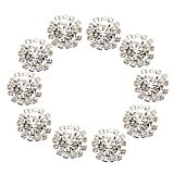 Boton De Cristal Phenovo Rhinestone Decoracion Flatback Bricolaje - Best Reviews Guide