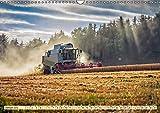 Giganten in der Landwirtschaft - Mähdrescher (Wandkalender 2019 DIN A3 quer): Mähdrescher, Hightech-Giganten im Einsatz in der Landwirtschaft. (Monatskalender, 14 Seiten ) (CALVENDO Technologie)