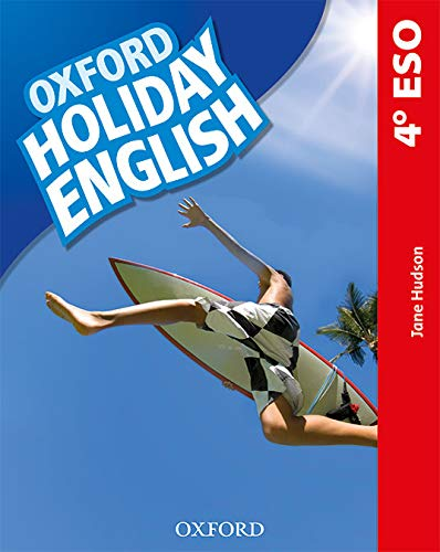 Holiday English 4.º ESO. Student's Pack 3rd Edition. Revised Edition (Holiday English Third Edition)