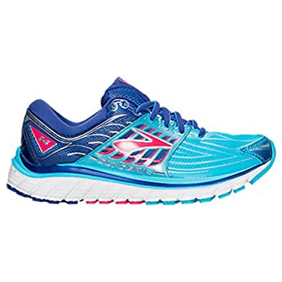 Brooks Women's Glycerin 14 Running Shoe Spectrum Blue/Diva