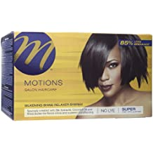 Motions Silkening Shine Relaxer System Super by Motions