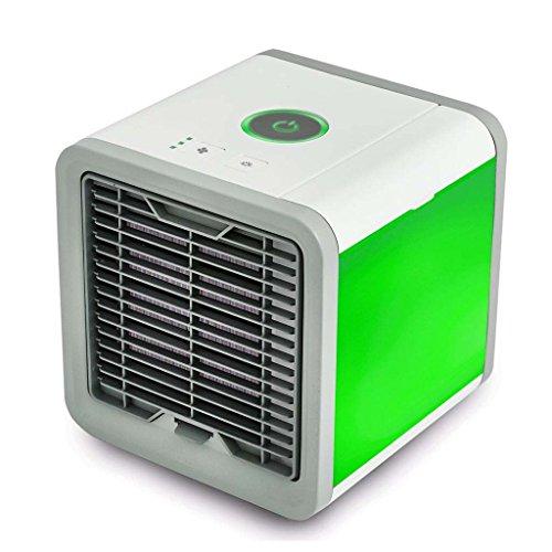 Preisvergleich Produktbild GAIHU Mini Kühlventilator Tragbare Kühlventilator Schlafsaal Außen Klimaanlage USB Auto Klimaanlage Ventilator
