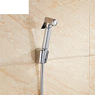 WP Bathroom Bidet Nozzle Full Copper/Bidet Bidet wash The Ass/Flush Gun-B