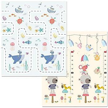 Sol en Vinyle pour Adultes Oedim Tapis en PVC pour Enfant Motif Ballerine 95 cm x 95 cm Tapis en PVC pour Adulte