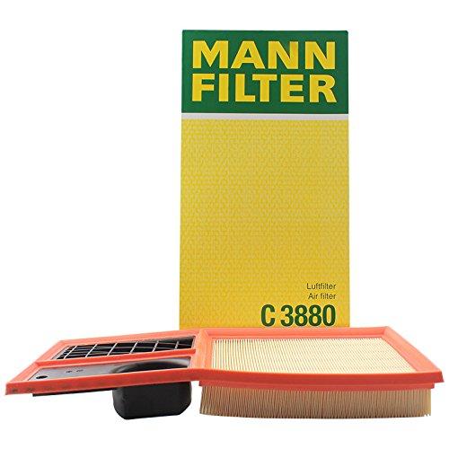 Preisvergleich Produktbild Mann Luftfilter Teilenummer: C3880