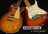 ROCKGITARREN in Szene gesetzt (Posterbuch DIN A4 quer): Auf jeder Seite präsentiert sich eine andere Gitarrenschönheit. (Posterbuch, 14 Seiten) ... [Papeterie] [Nov 26, 2013] Bleicher, Renate