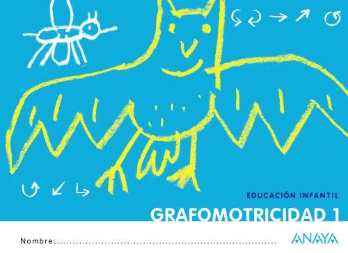 Grafomotricidad 1. - 9788467815856