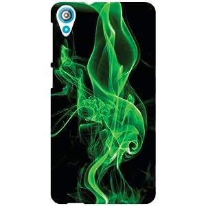 HTC Desire 820 Back Cover - Green Color Designer Cases