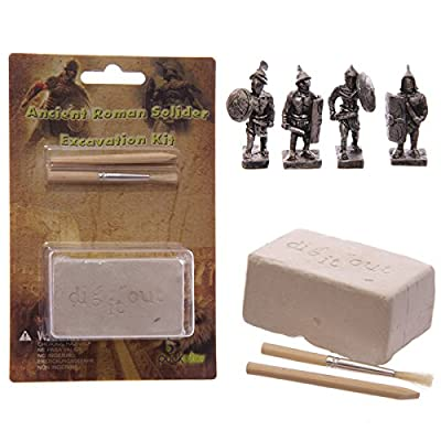 Fun Excavation Kit - Ancient Roman Soldiers