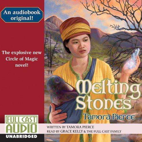 Melting Stones  Audiolibri