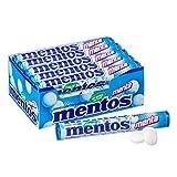 Mentos Caramelle Confettate al Gusto Menta, Confezione da 15 Roll da 38 gr. [570 gr]