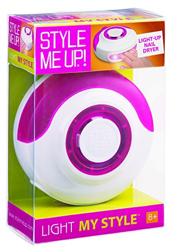 Style me up Light My Style – Pink Single Nagel Trockner