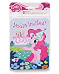 Throw The Perfect Party With This Pack Of My Little Pony-Themed Party Invitations And Thank-You Notes.