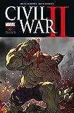 Civil War II nº2 (couverture 2/2)