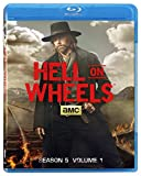 Hell on Wheels: Season 5 Volume 1 [Blu-ray] [Import]