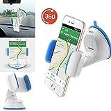 Handy / Smartphone halterung | für AGM X1 | Auto halter | Büro Halter | Multifunktional | AUT-Blau