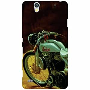 Printland Phone Cover For Sony Xperia C4