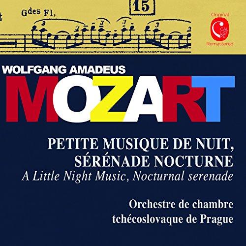 Mozart: Petite musique de nuit, K. 525 & Sérénade nocturne, K. 239