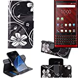 K-S-Trade® For Blackberry KEY2 Red Edition 360° Wallet
