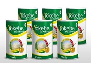Yokebe Classic Einzeldose, 6er Pack (6 x 500 g)