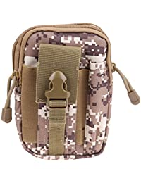 Generic Molle Pouch Belt Waist Pack Bag Small Pocket Hip Waist Belt Bag-parent