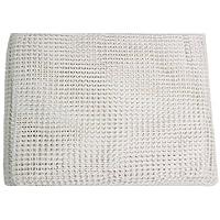 Cleverbrand Inc. Base Antideslizante Protector Durable para alfombras moquetas, Blanco, apr. 244 x 304 cm