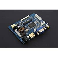 10.1 Inch, Resolution of 1280 * 800 IPS LCD panel And HDMI+VGA+2AV LCD controller board