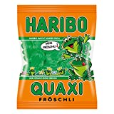 HARIBO 47252 Fruchtgummi Quaxi FrSchli, 200 G Beutel